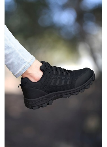Riccon Vizon Erkek Trekking Ayakkabı 0012X5 Siyah